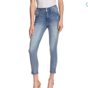 New Seven7 High Rise Ankle Skinny Jeans Size 12